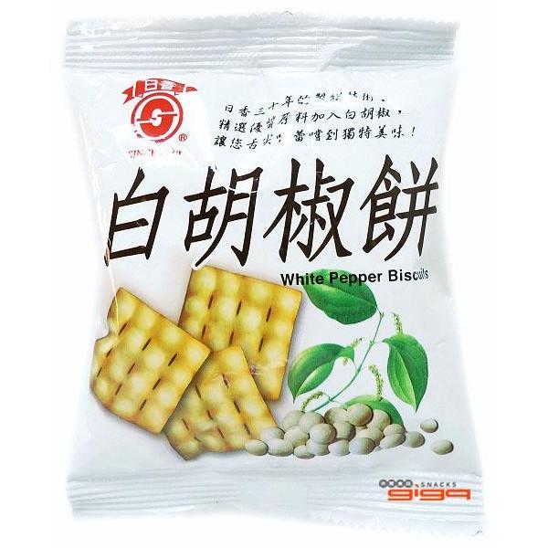 《南投日香》山葵餅/白胡椒餅/鹽酥冬筍餅/蒜香豌豆餅/奶油起司餅