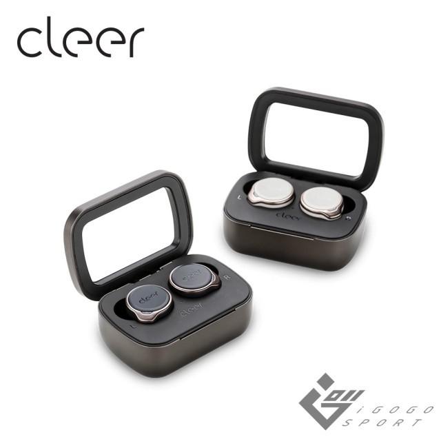志達電子 Cleer Ally+ 降噪真無線藍牙耳機(ANC主動降噪與環境音) aptX AAC 支援 cVc 8.0