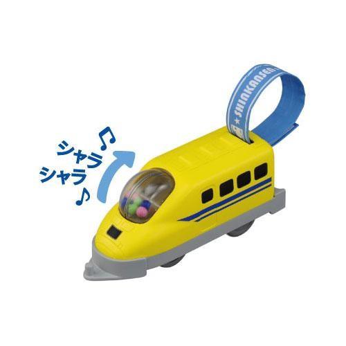 TAKARA TOMY 寶寶多美火車系列 黃博士號