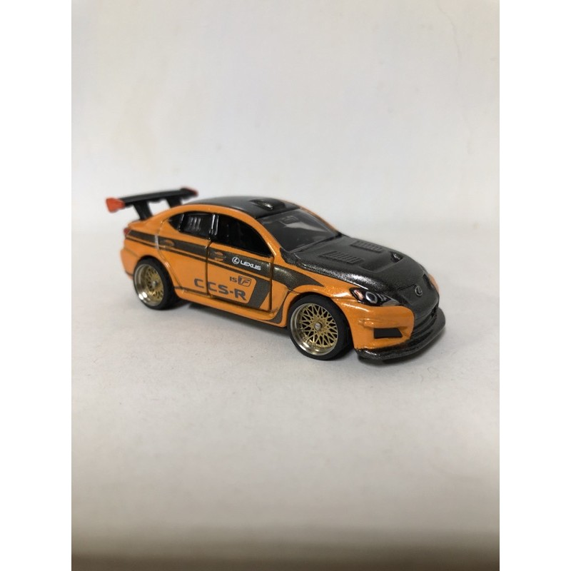 《 現貨 》Tomica Lexus is200 CCS-R 改裝商品