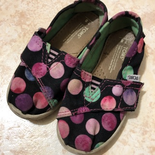 Toms T8 女童鞋 台北市