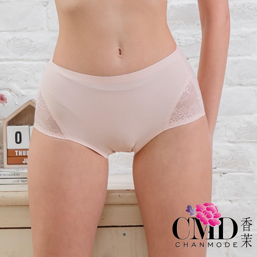 香茉(超值淺色3件組) 3D提臀修身無痕蠶絲內褲Chanmode