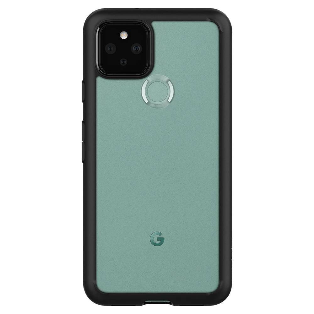 Google Pixel 5 現貨免運 Spigen Ultra Hybrid 軍規晶透手機保護殼
