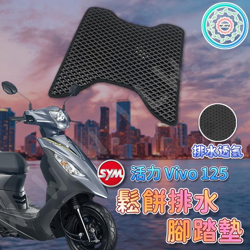 【現貨】活力 Vivo 腳踏墊 機車腳踏墊 活力 Vivo 125 腳踏墊 活力 Vivo 125 機車腳踏墊 三陽機車