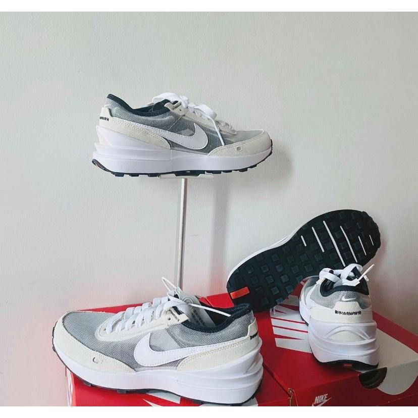 【PON SNEAKERS】 Nike Waffle One 灰白 sacai平民版 小Sacai DC0481-100