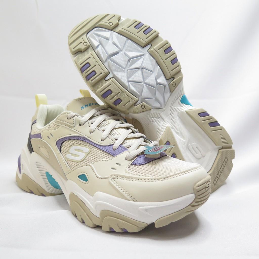 Skechers STAMINA V2-THE RISE UP 女款 休閒鞋 149510NTPR 奶茶【iSport】