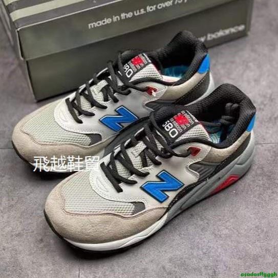 LG-現貨 韓國直郵 NEW BALANCE NB MRT580 紐巴倫 麂皮 復古 慢跑鞋 MRT580GE 男女鞋