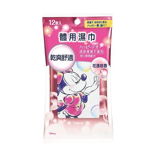 MANDOM米妮款體用濕巾花漾皂香【康是美】