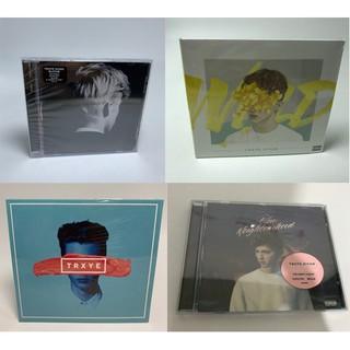 特洛耶·希文 Troye Sivan Blue Neighbourhood Wild Bloom Trxye 戳爺 CD 高雄市