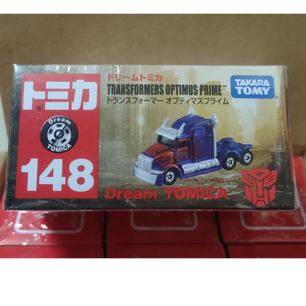 (現貨) Tomica 148 Transformers Optimus Prime 柯博文