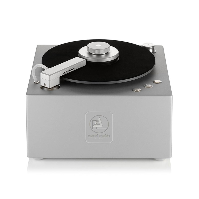 (新品平輸) Clearaudio smart matrix Silent 黑膠唱片清潔機洗碟機