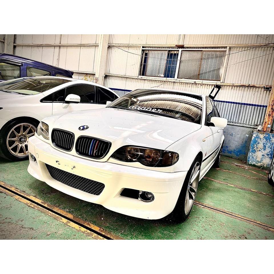中古車(FB:新古車庫)新古車庫 精選 BMW 小改款 E46 318 i 2.0 2003年