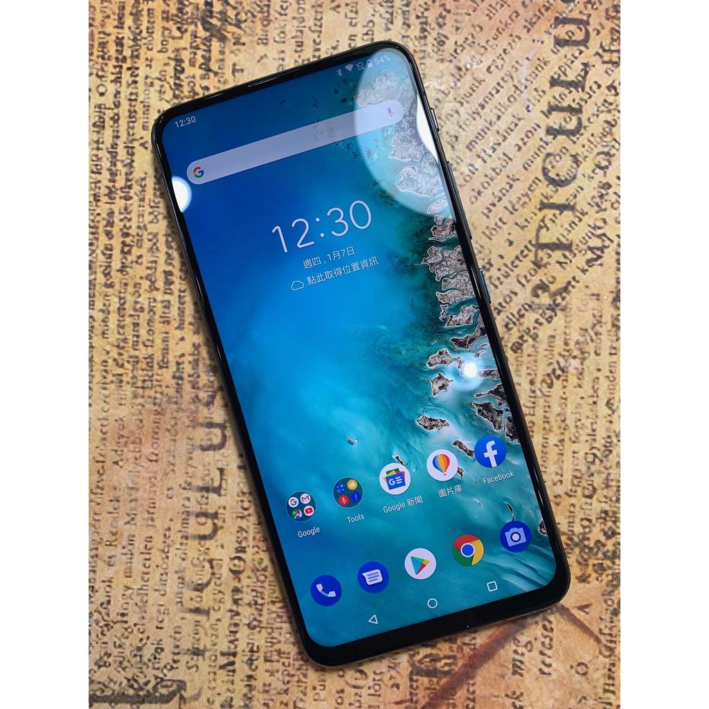 ASUS ZenFone6 8G/512G 6.4吋 黑 #二手機 #保固中 #新興店 38445