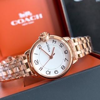 COACH Arden 氣球 玫瑰金 銀 金 鋼帶 簡約 手錶 Coach手錶 Coach錶