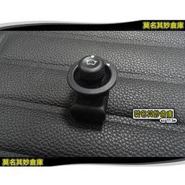 莫名其妙倉庫【AP006 電折開關】 Fiesta 電折後視鏡開關 Ford New Fiesta 小肥