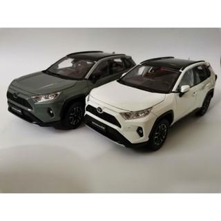 特價 最便宜 合金模型 現貨 1:18 TOYOTA rav4 五代 1/ 18 模型車 模型 模型盒 5代模型車 新北市