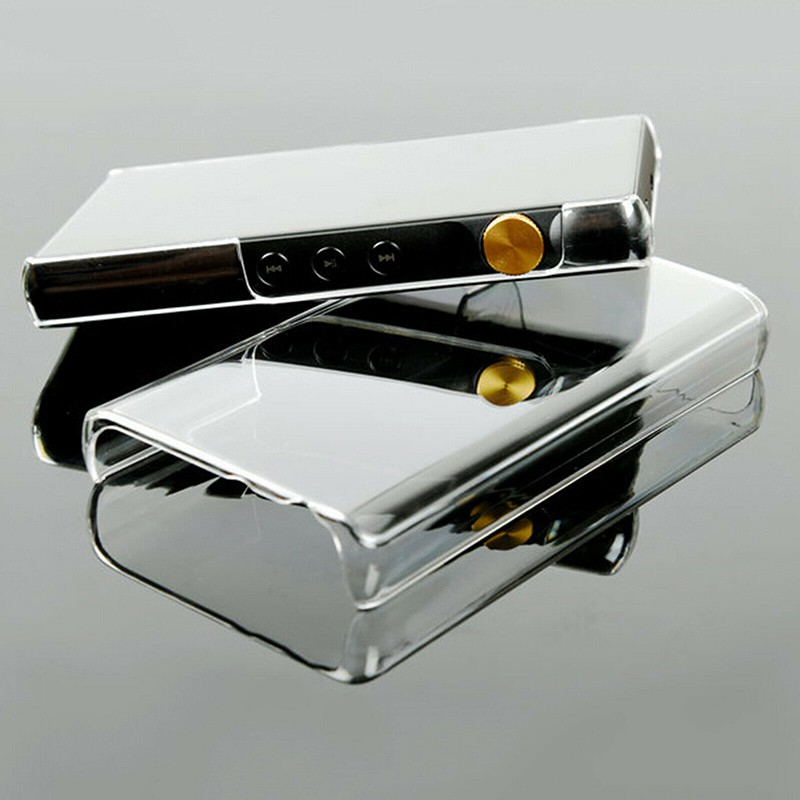 IBASSO DX160 MP3播放器的硬質透明水晶保護套外殼