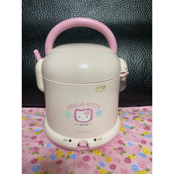 Hello kitty 電子鍋—二手
