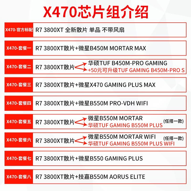 【成你夥伴】 AMD 銳龍 r9 3900XT R7 3800xt 3600xt cpu 3600 散片 主機板 cpu
