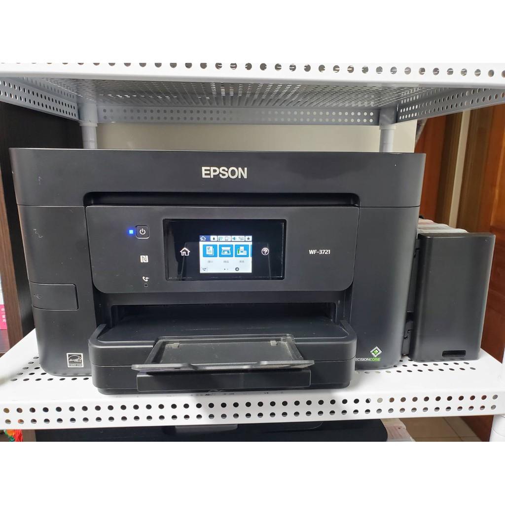 EPSON 連續供墨印表機 二手