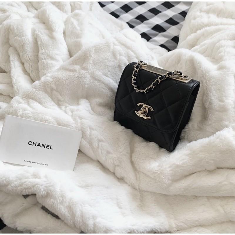 ✨💞全新 Chanel trendy cc mini 鏈包