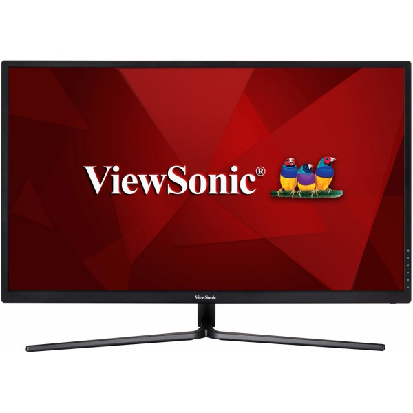 ViewSonic 優派 VX3211-4K-MHD 32型 Ultra HD 液晶螢幕 抗藍光 零閃屏 一年無亮點保固