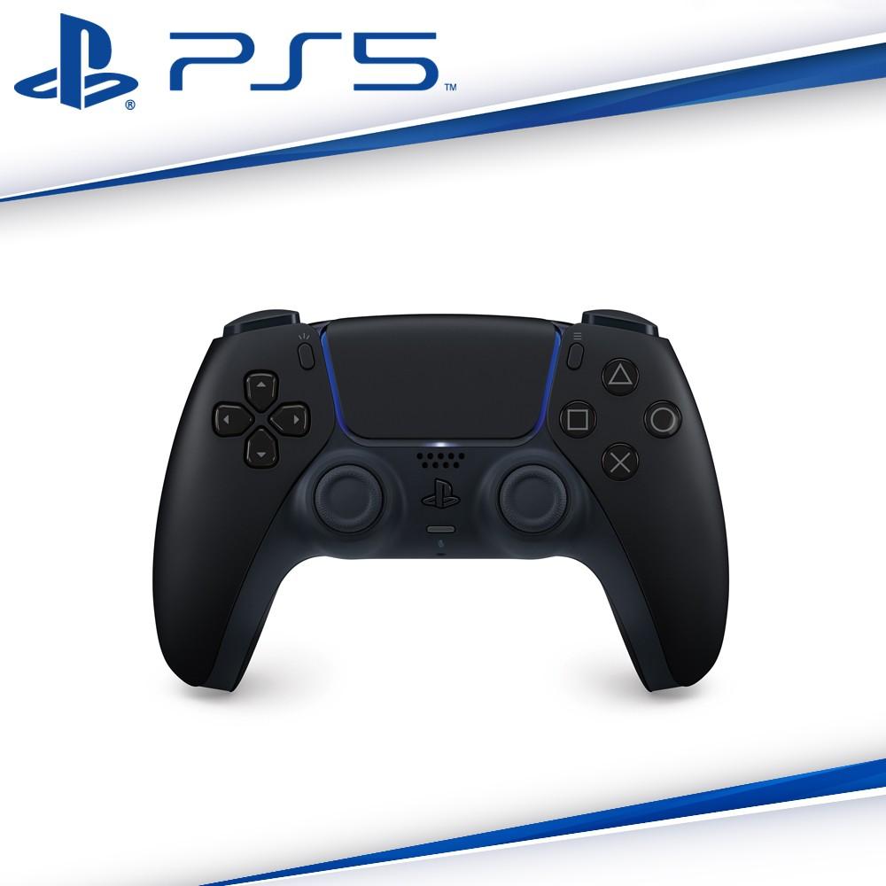 SONY PS5原廠 DualSense 無線控制器-午夜黑 CFI-ZCT1G01 [預購商品]