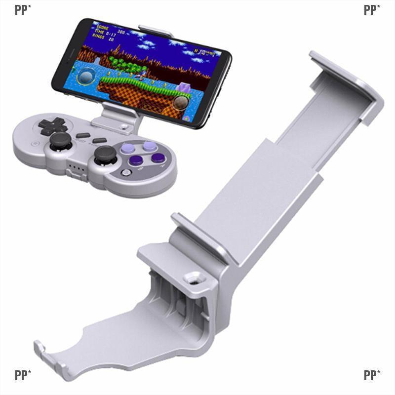 PP * 8Bitdo Xtander用於SN30 Pro / SF30 Pro GamePad的電話安裝支架夾座