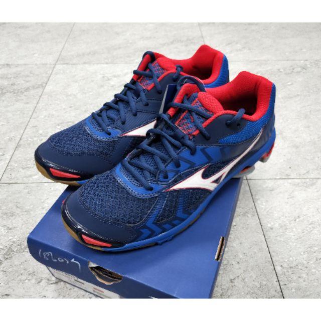 美津濃 MIZUNO 排球鞋 WAVE BOLT7 V1GA186027
