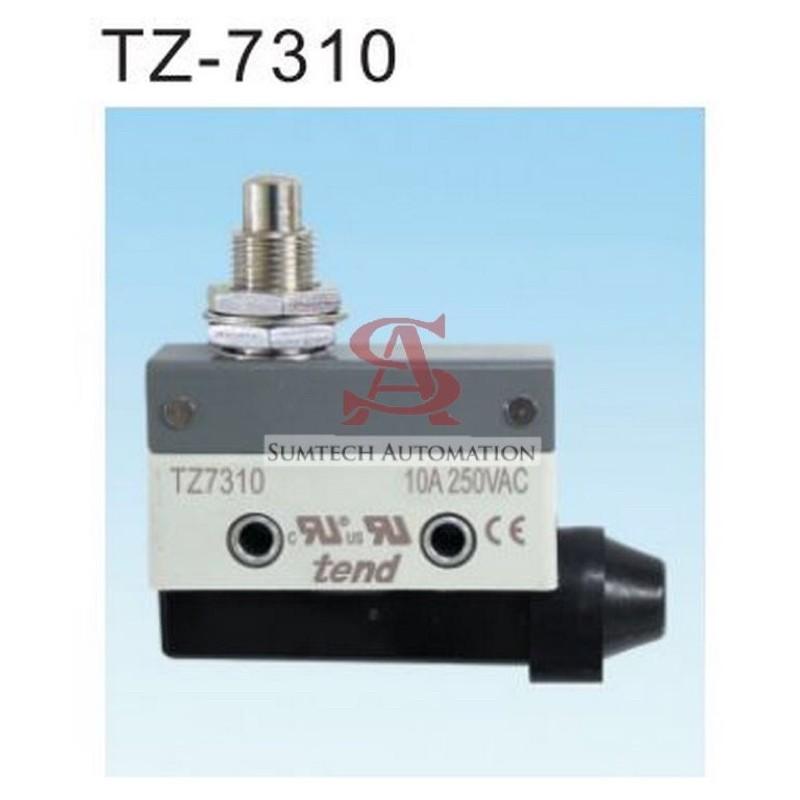天得 TEND TZ-7310 限動開關 表板按鈕型