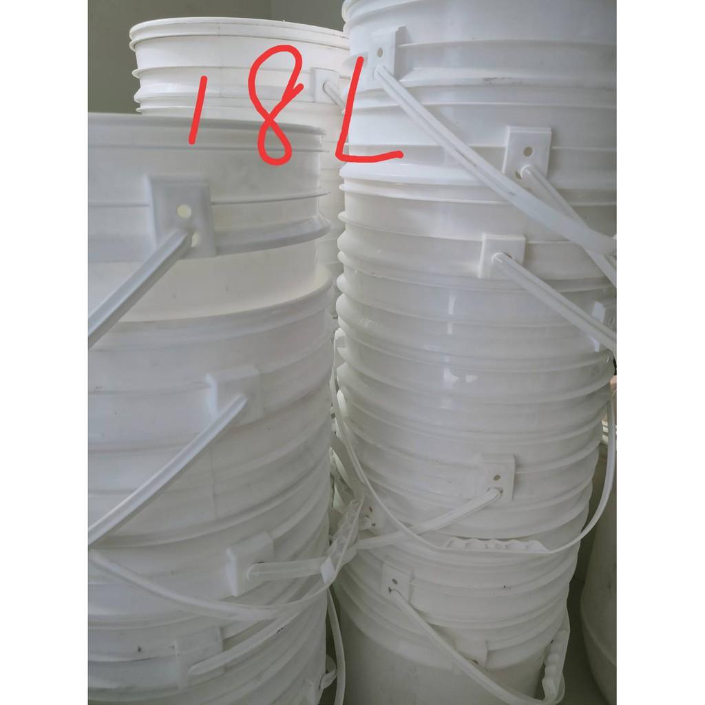 空桶 塑膠桶 油漆桶 密封桶 塗料桶 萬用桶 二手 宅配 自取
