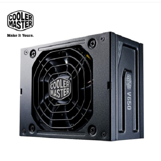 Cooler Master V650 SFX GOLD 650W 80Plus金牌 電源供應器
