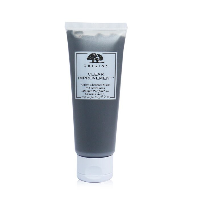 品木宣言 - Clear Improvement Active Charcoal Mask To Clear Pores
