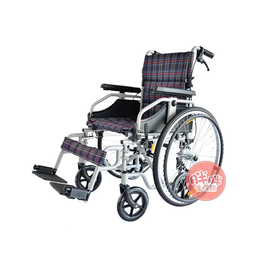 必翔銀髮 快拆兩用型輪椅 PH-188手動輪椅 快拆型【胖胖生活館】