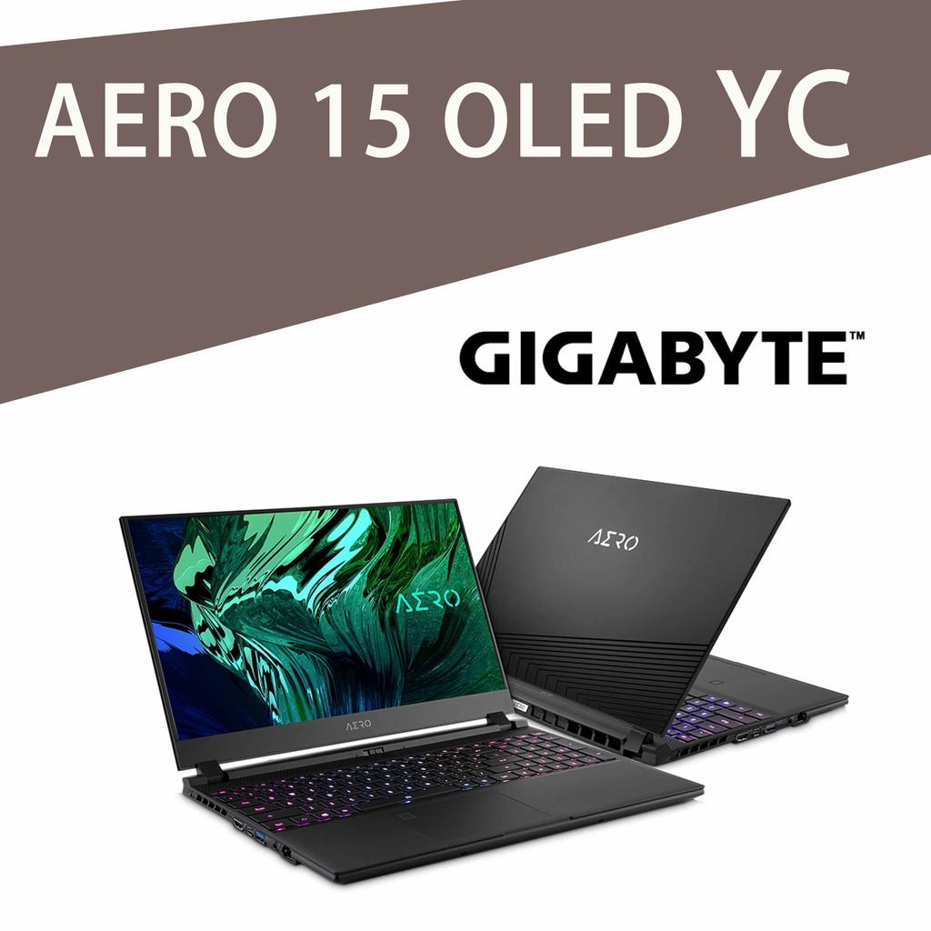 ▎RTX30新品預購 ▎技嘉 AERO 15 OLED YC-9TW5760AP RTX3080