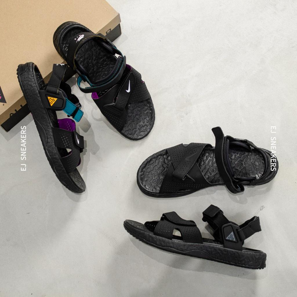 現貨 NIKE ACG Deschutz QS 彩虹 黑紫 全黑 涼鞋 CT2890-003 / 005
