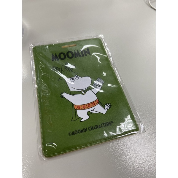 Moomin票卡套(全新