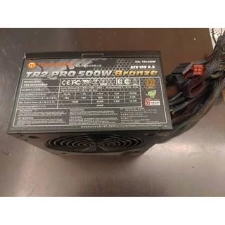 TT 曜越 500W 銅牌 80+ 80PLUS PSU POWER 電源供應器 450W 500W 550W 可參考 臺中市