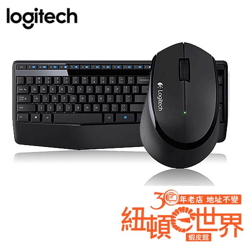 Logitech 羅技 MK345 無線 滑鼠鍵盤組 全新公司貨開發票 紐頓e世界