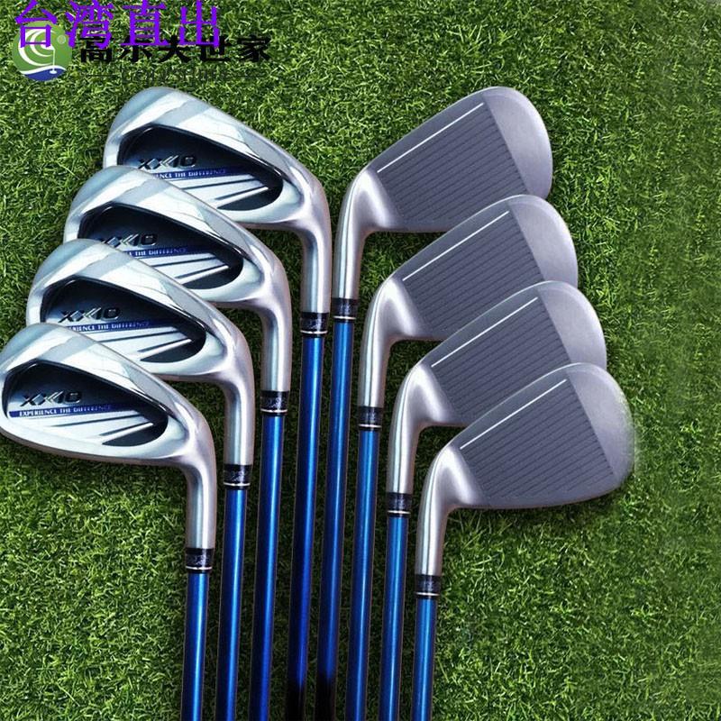 🌈🌈精品現貨🌈🌈高爾夫球桿 XX10 MP1100 男士鐵桿組 8支裝
