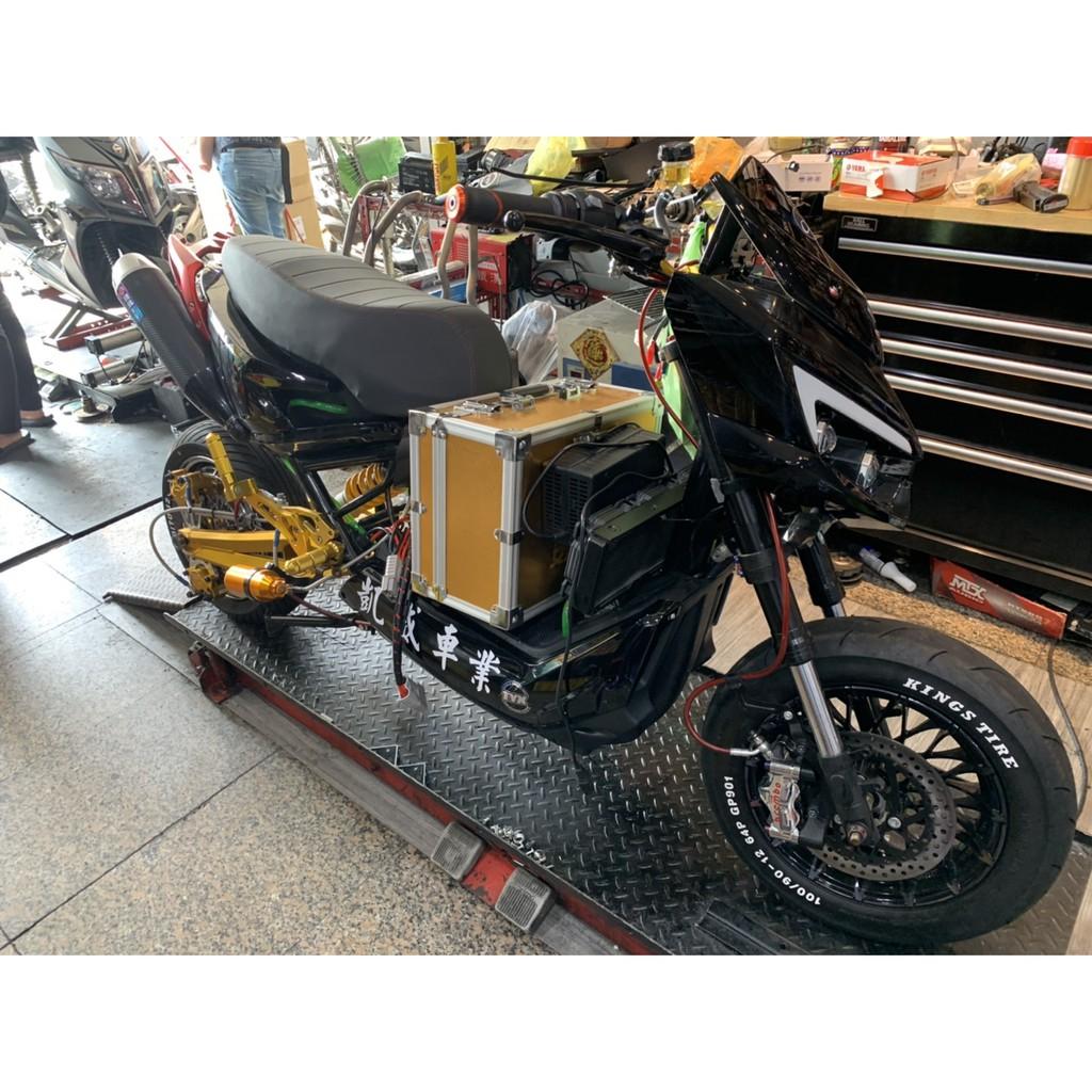 可分期 電動車 電動自行車 直線加速場地車戰狼 (QS10000W電機 / APT100900水冷版 / 96V鋰電 )