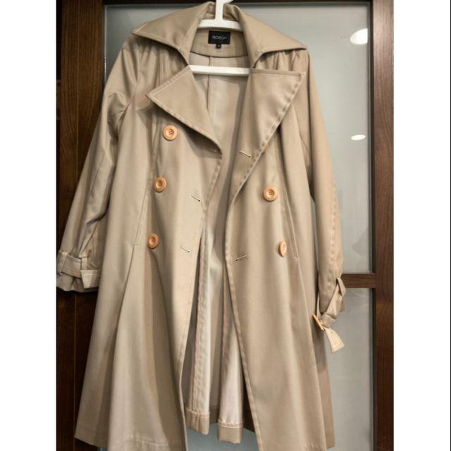 Bosch女用長版大衣風衣