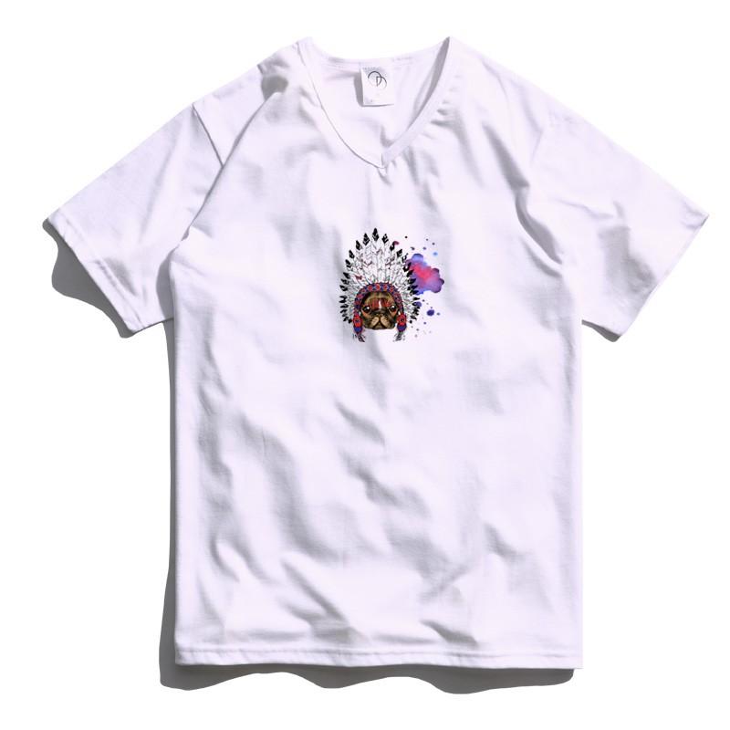 ONE DAY 台灣製 161C68 素V領素T 寬鬆衣服 短袖衣服 衣服 T恤 短T 素T 寬鬆短袖 短袖T恤