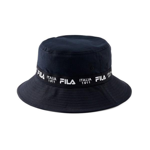 FILA LOGO織帶漁夫帽 #NEWTROMANIA #架勢新潮 #FILAKOREA GIANT MALL