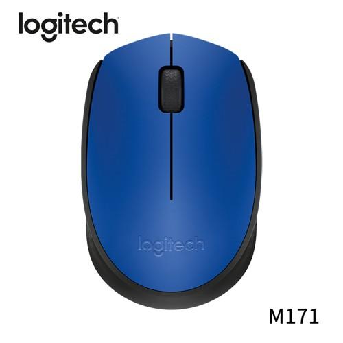 羅技 M171 無線滑鼠(3色可選)