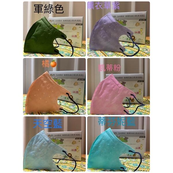 台灣優紙3D口罩 灰色 醫療防護口罩  3D成人立體口罩😷😍