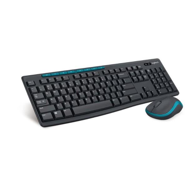 好市多代購-特價-羅技無線鍵盤滑鼠組MK275-3年保固