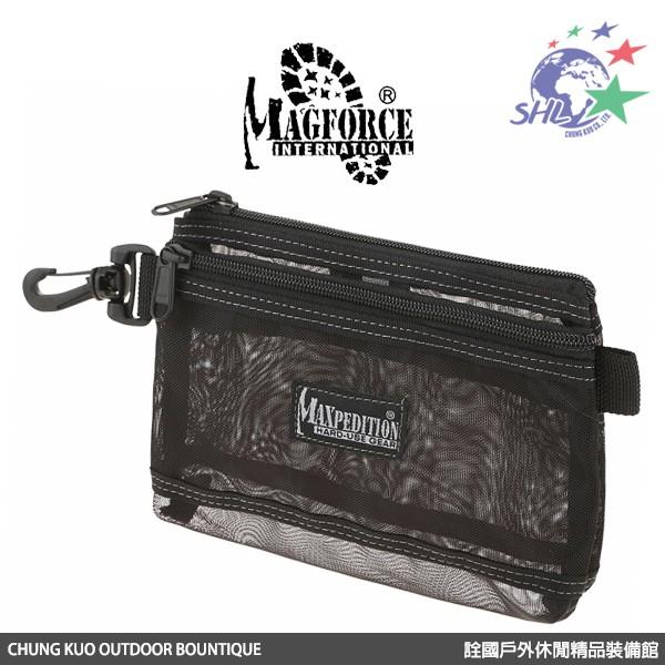 Magforce 馬蓋先 - 三層收納袋 / 透明網狀收納袋 / 0807、0809 【詮國】