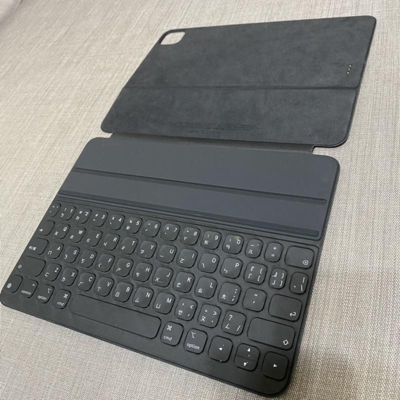 apple 蘋果 聰穎鍵盤 11吋 <二手>ipad pro 只賣鍵盤