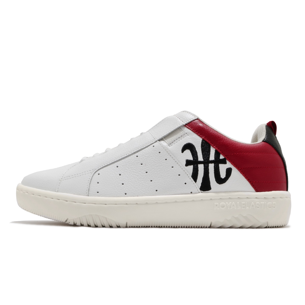 Royal Elastics 休閒鞋 Icon Manhood 2.0 白 紅 男鞋 06502-019 【ACS】